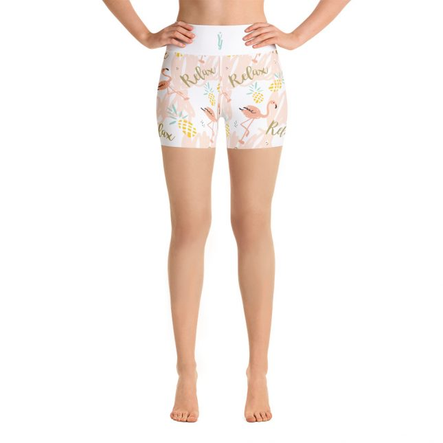 PinkRelaxShorts_PinkRelaxShortsAV_PinkRelaxShortsAR_mockup_Front_White